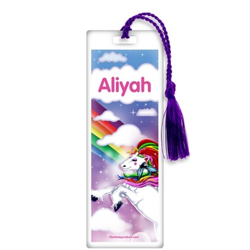 Regal Pony Personalized Bookmark (Each)