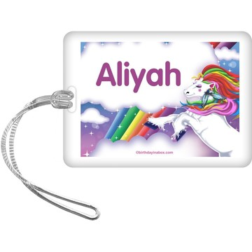 Regal Pony Personalized Luggage Tag (Each)