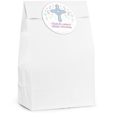 Religious Party Personalized Favor Bag (12 Pack)