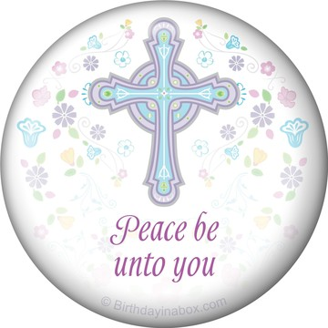 Religious Party Personalized Magnet (Each)