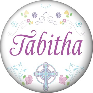 Religious Party Personalized Mini Button (Each)