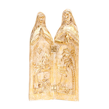 Resin Holy Family