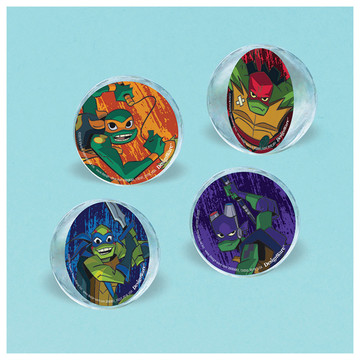 Rise of the TMNT Bounce Ball Favors (4)