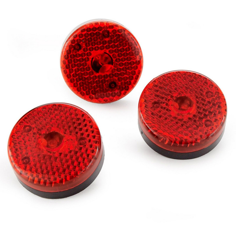 View larger image of Round Flashing Safety Light (Each)