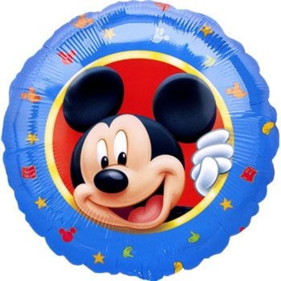 "View larger image of Round Mickey 18"" Balloon (Each)"