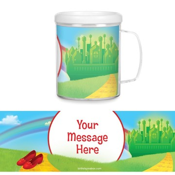 Ruby Slippers Personalized Favor Mugs (Each)
