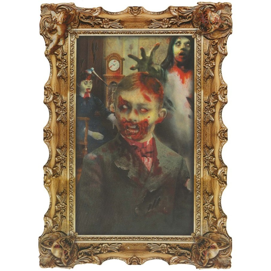 View larger image of Scary Ghoul Lenticular Portrait