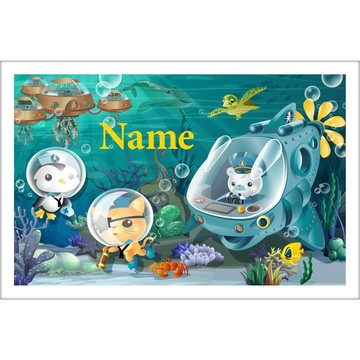 Sea Explorer Personalized Placemat (Each)