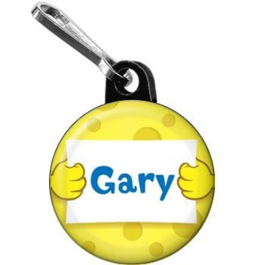 View larger image of Sea Sponge Personalized Mini Zipper Pull (each)