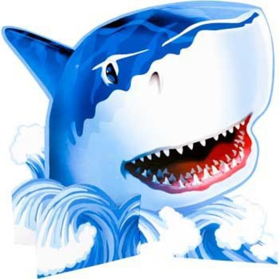 View larger image of Shark Centerpiece (each)