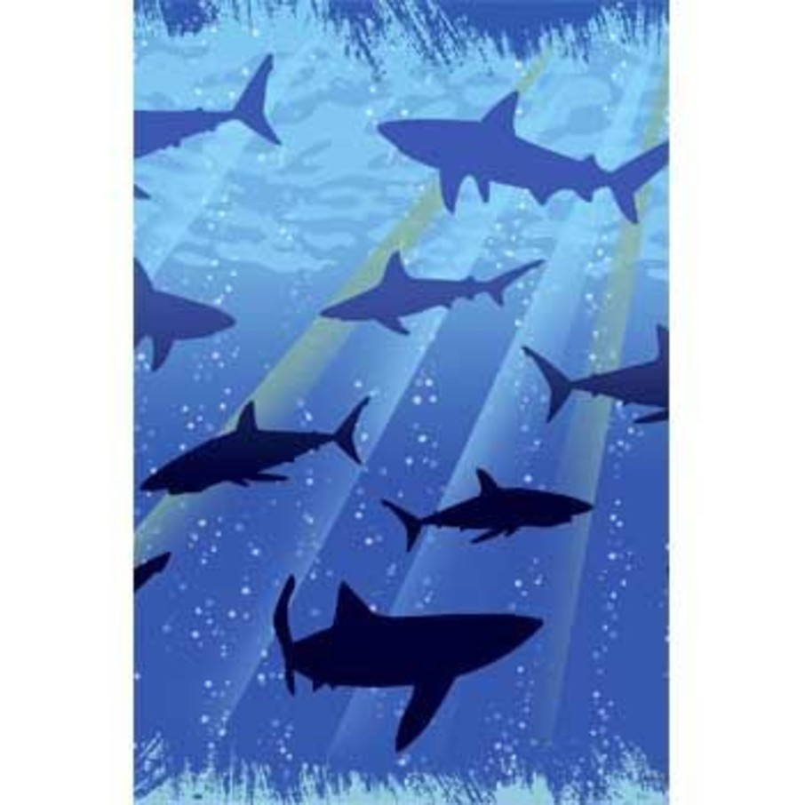 View larger image of Shark Table Cover (each)
