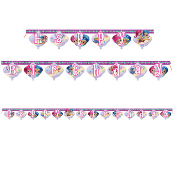 Shimmer and Shine Banner