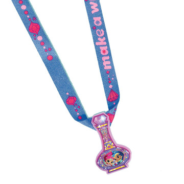 Shimmer and Shine Charm Necklace Favors (12 Count)