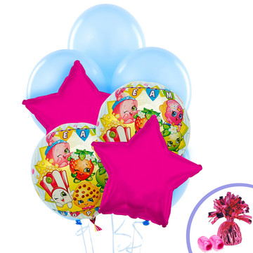 Shopkins Balloon Bouquet Kit