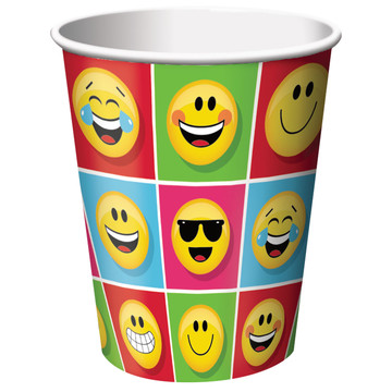 Show Your Emojions 9oz Paper Cups (8)