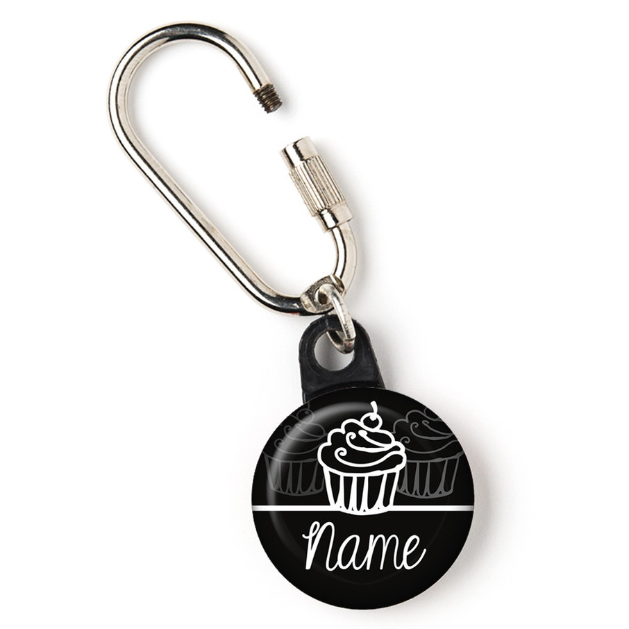 """View larger image of Signature Birthday Personalized 1"""" Carabiner (Each)"""