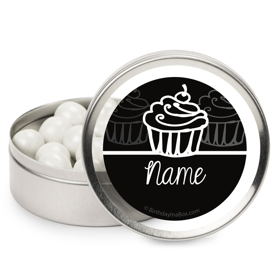 View larger image of Signature Birthday Personalized Mint Tins (12 Pack)