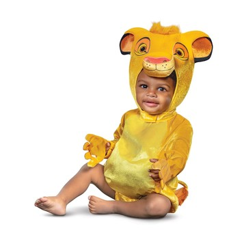 Simba Toddler Costume