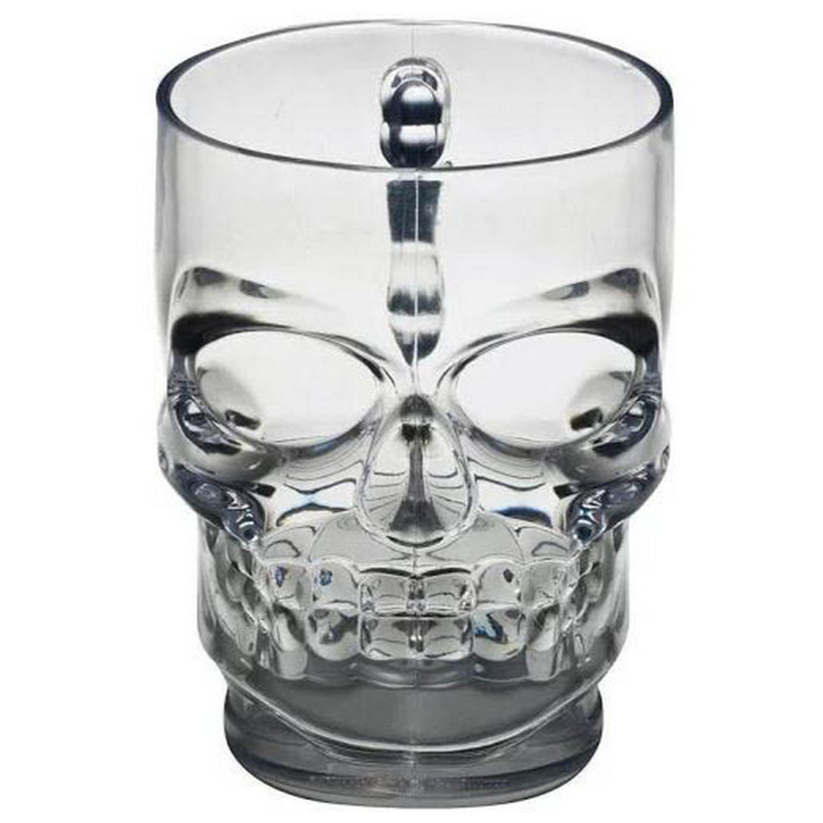 View larger image of Skull Mug (1)