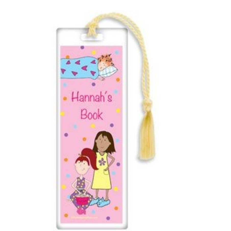 View larger image of Sleepover Personalized Bookmark (each)