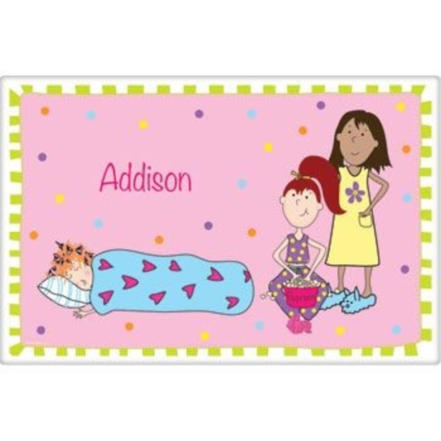 View larger image of Sleepover Personalized Placemat (each)