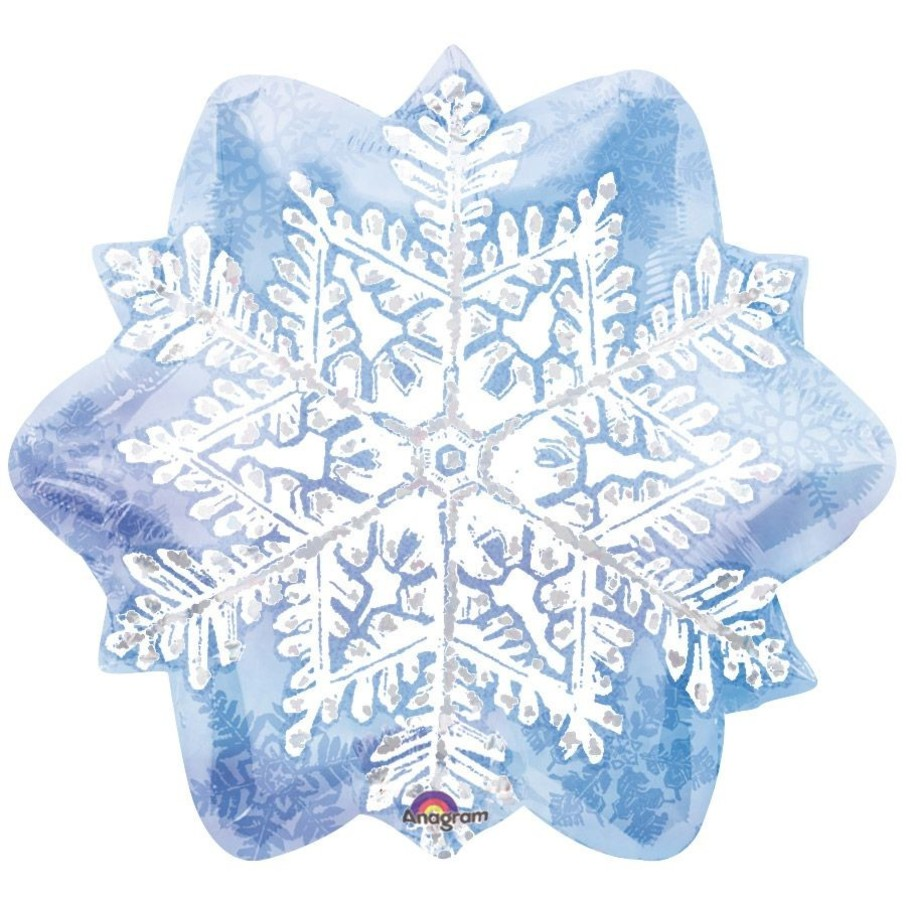 """View larger image of Snowflake 18"""" Balloon (Each)"""