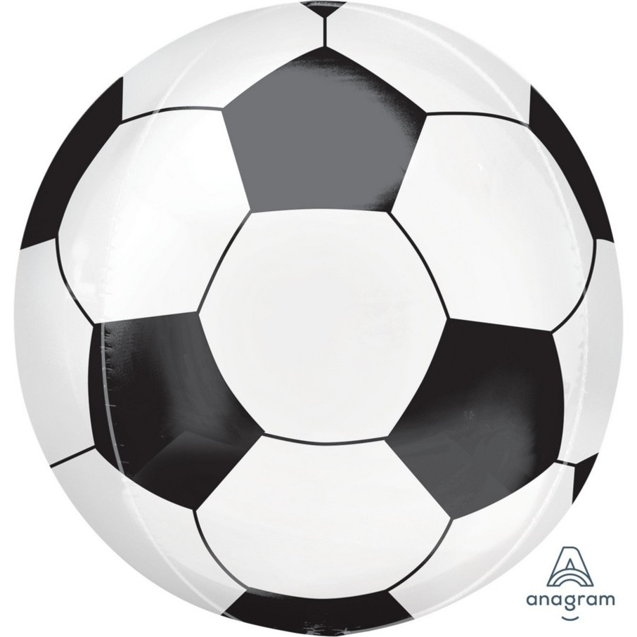 View larger image of Soccer Ball 16 Orbz Balloon