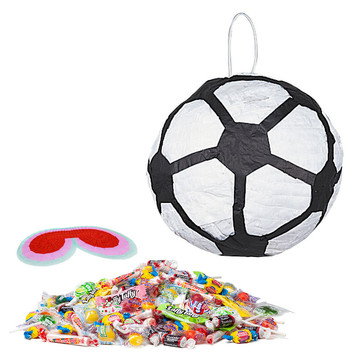 Soccer Ball Pinata Kit