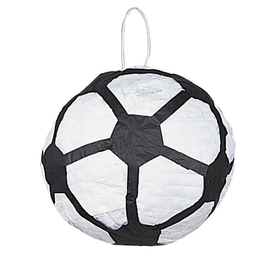View larger image of SOCCER BALL PINATA