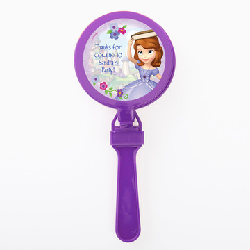 Sofia Personalized Clappers (Set of 12)