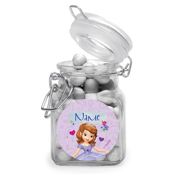 Sofia Personalized Glass Apothecary Jars (12 Count)