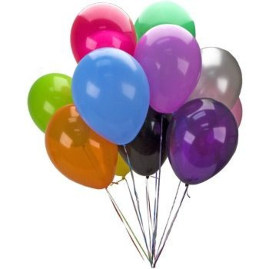 View larger image of Solid Latex Balloons (6)