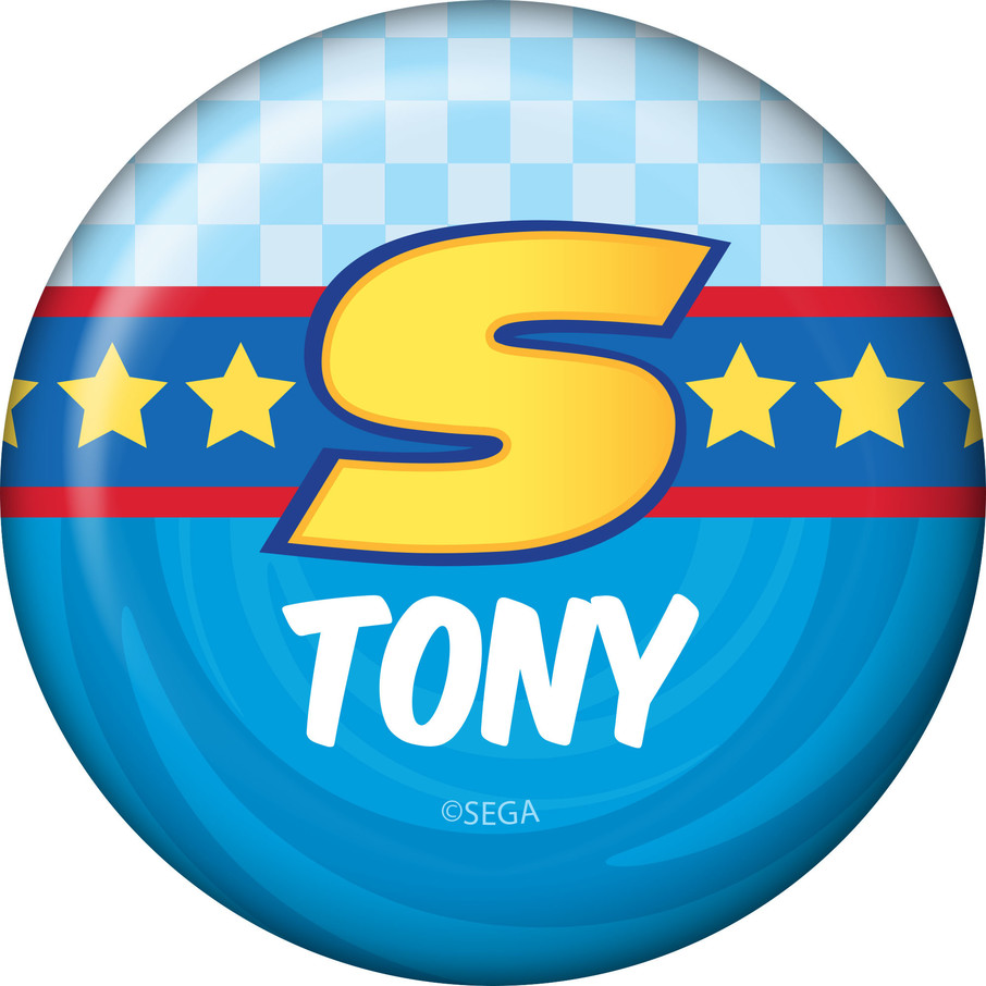 View larger image of Sonic Personalized Mini Magnet (Each)