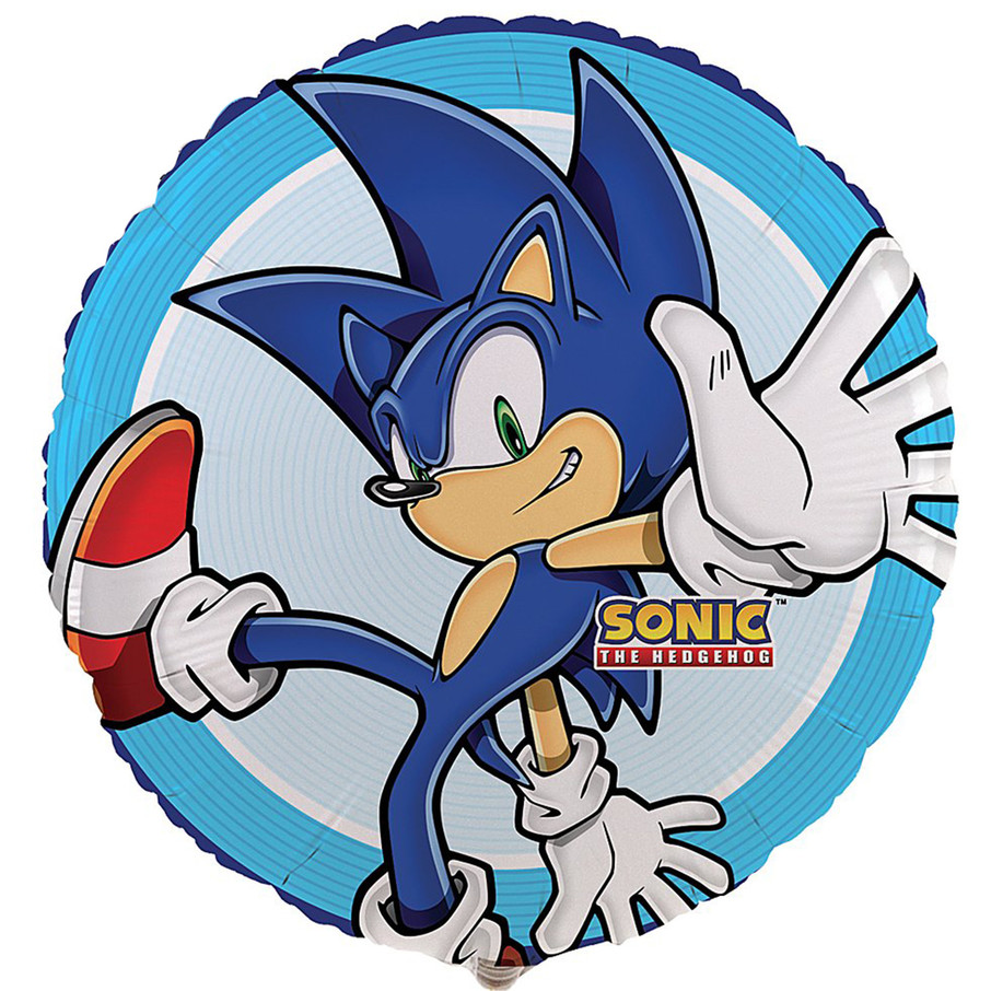 View larger image of Sonic the Hedgehog Foil Balloon