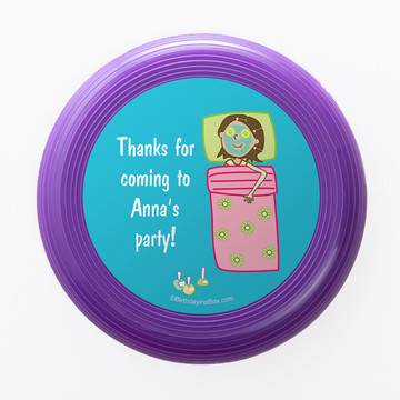 Spa Day Personalized Mini Discs (Set of 12)