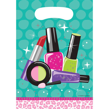 Spa Party Loot Bags (8 Count)