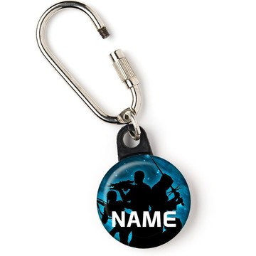 """Space Force Personalized 1"""" Carabiner (Each)"""