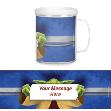 Space Knight Personalized Favor Mugs (Each)