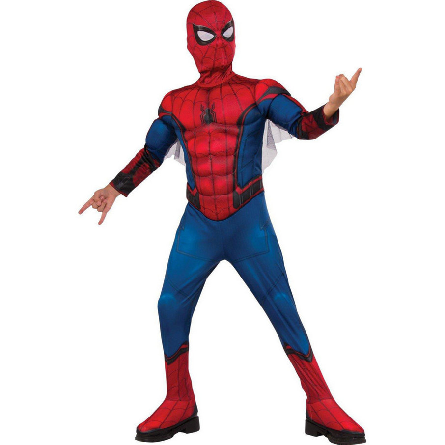 View larger image of Spider-Man Homecoming - Spider-Man Children's Costume