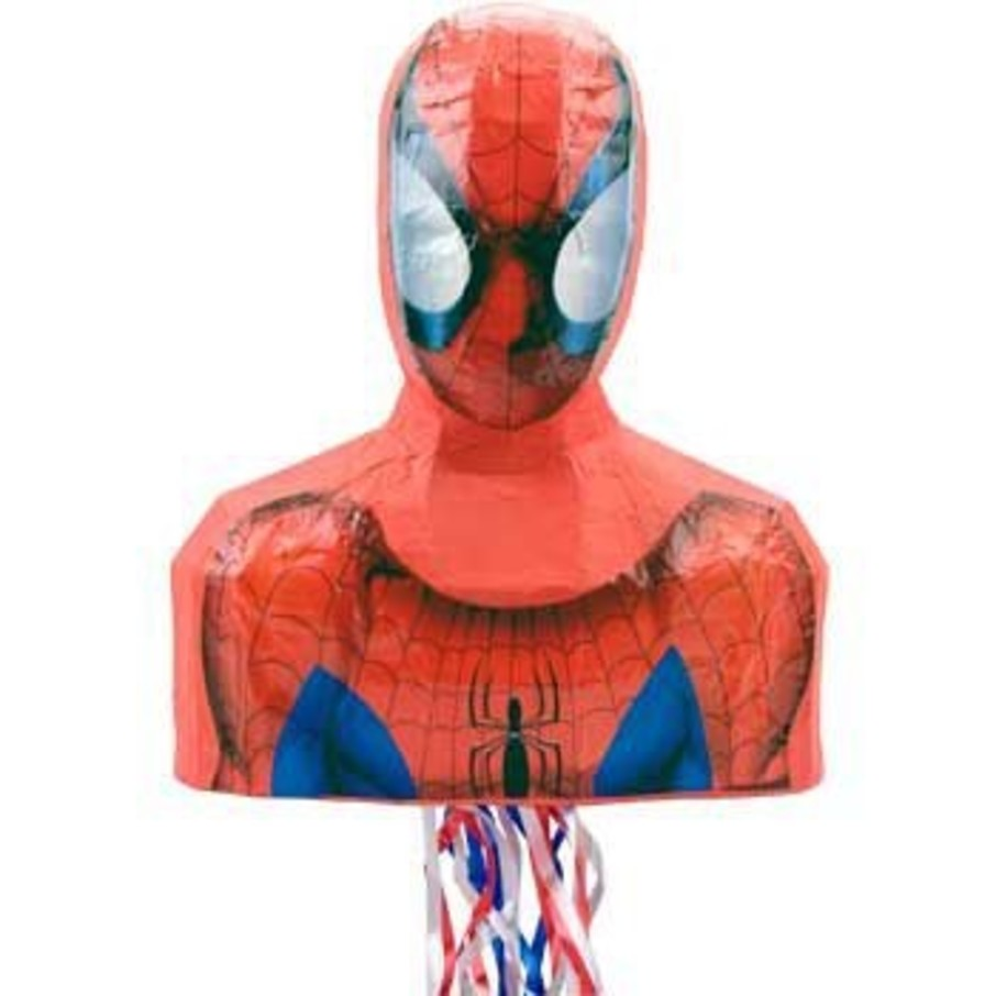 View larger image of Spiderman Pinata (each)