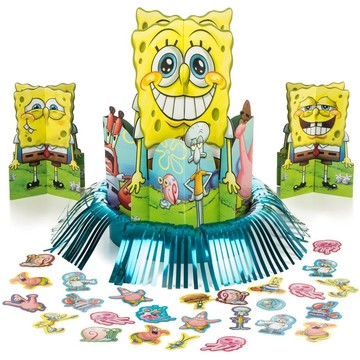 SpongeBob Centerpiece (each)