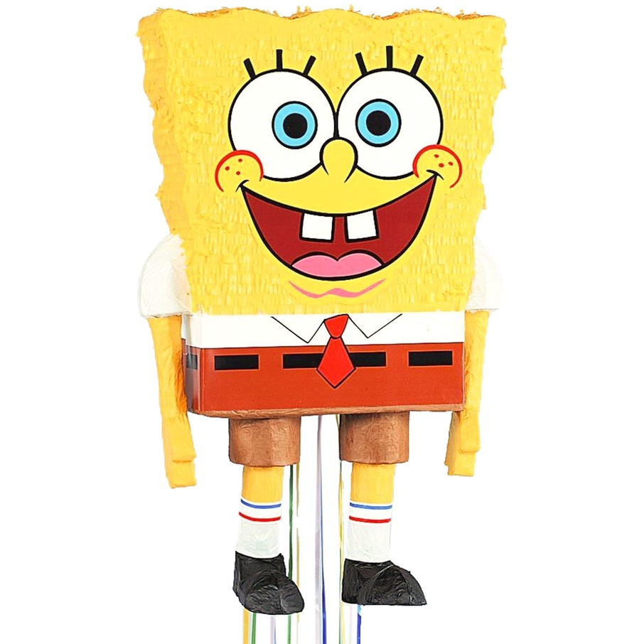 View larger image of SpongeBob Pinata (each)
