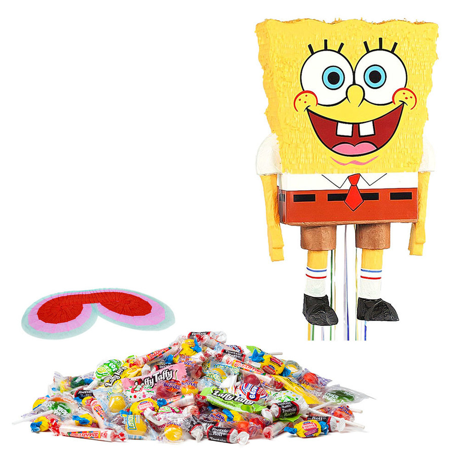 View larger image of SpongeBob Pinata Kit