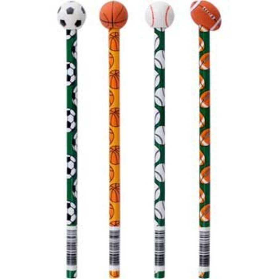 View larger image of Sports Pencil (12-pack)