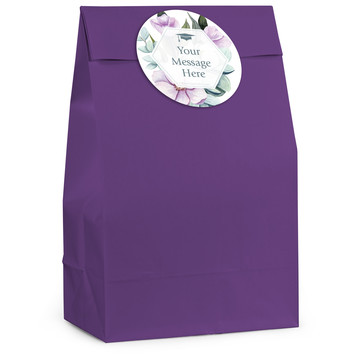 Spring to Success Personalized Favor Bag (12 Pack)