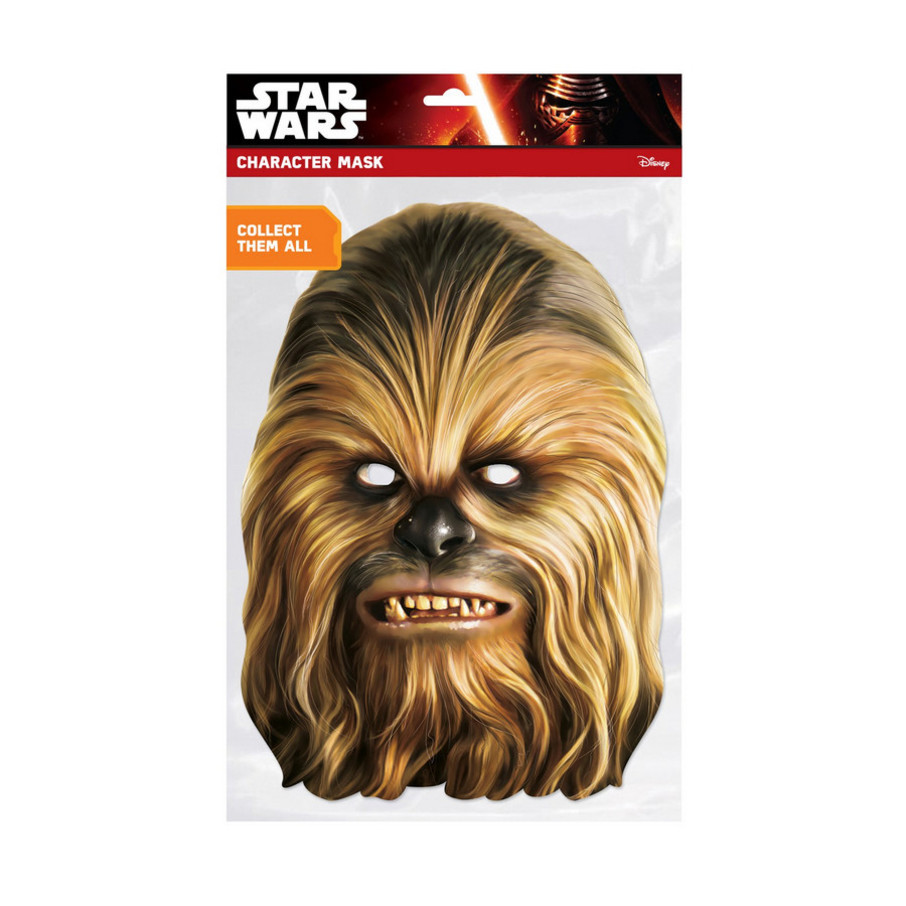 View larger image of Star Wars Chewbacca Facemask