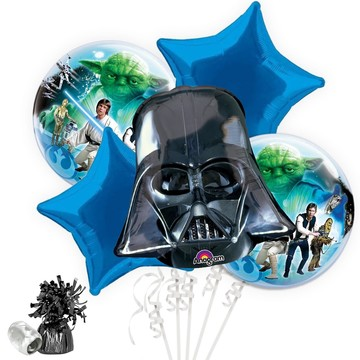 Star Wars Classic Deluxe Balloon Bouquet Kit