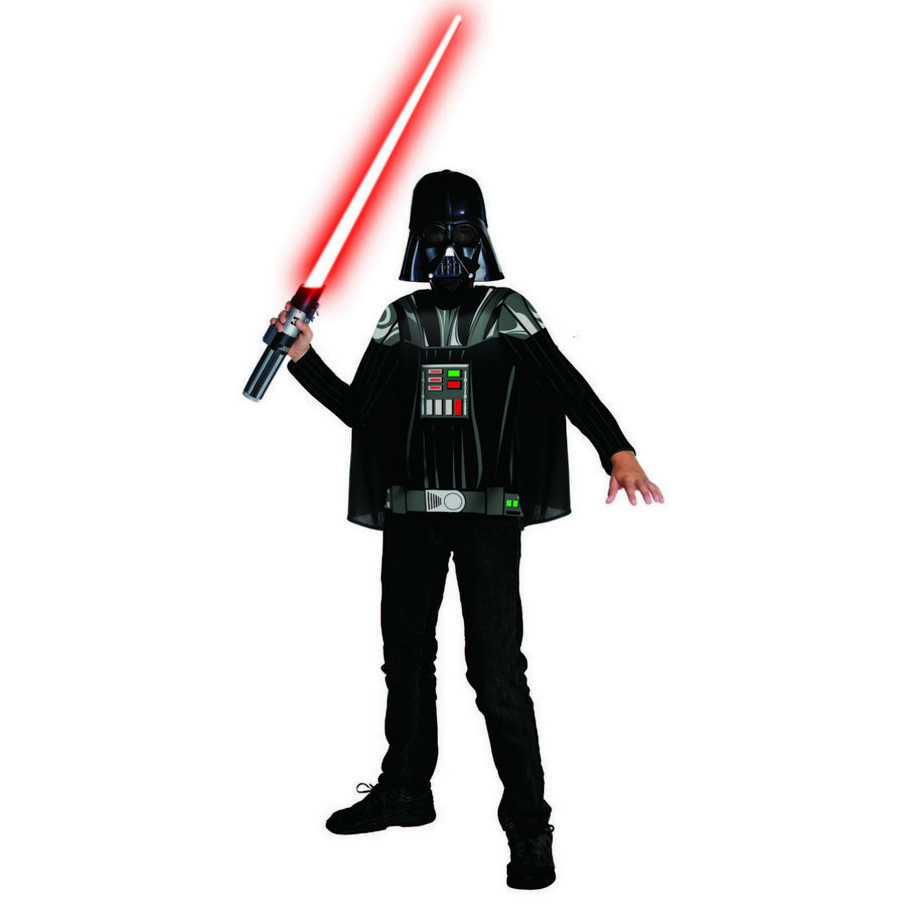 View larger image of Star Wars Darth Vader Child Costume Kit