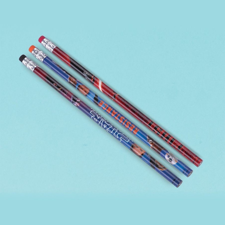 View larger image of Star Wars EP Vll Pencils (12 Pack)