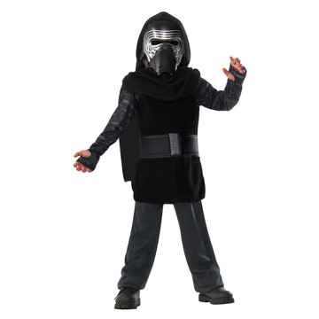Star Wars Episode VII: The Force Awakens Kylo Ren Action Suit Boy's Costume